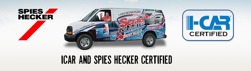 We are icar and spies hecker certified
